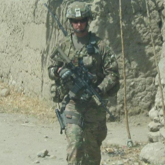 IMAGE 1 Kyle Stoy 2011 Afghanistan - A Passion for Helping Others Led Me to Herbalife Nutrition