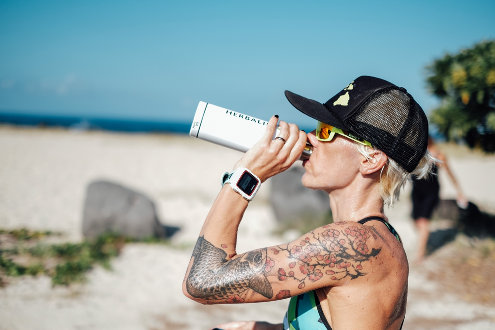 Heather1 - A Journey Back in Time: Following Heather Jackson's Road to Kona