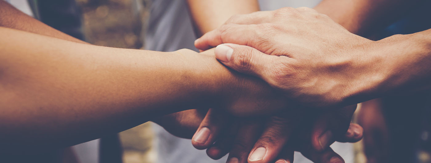 Facing adversity with social support