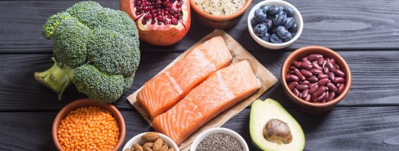 Nitric Oxide Benefits in Foods